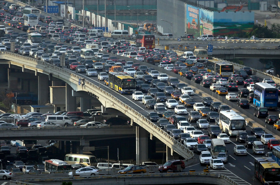 600 million cars - 75% too much