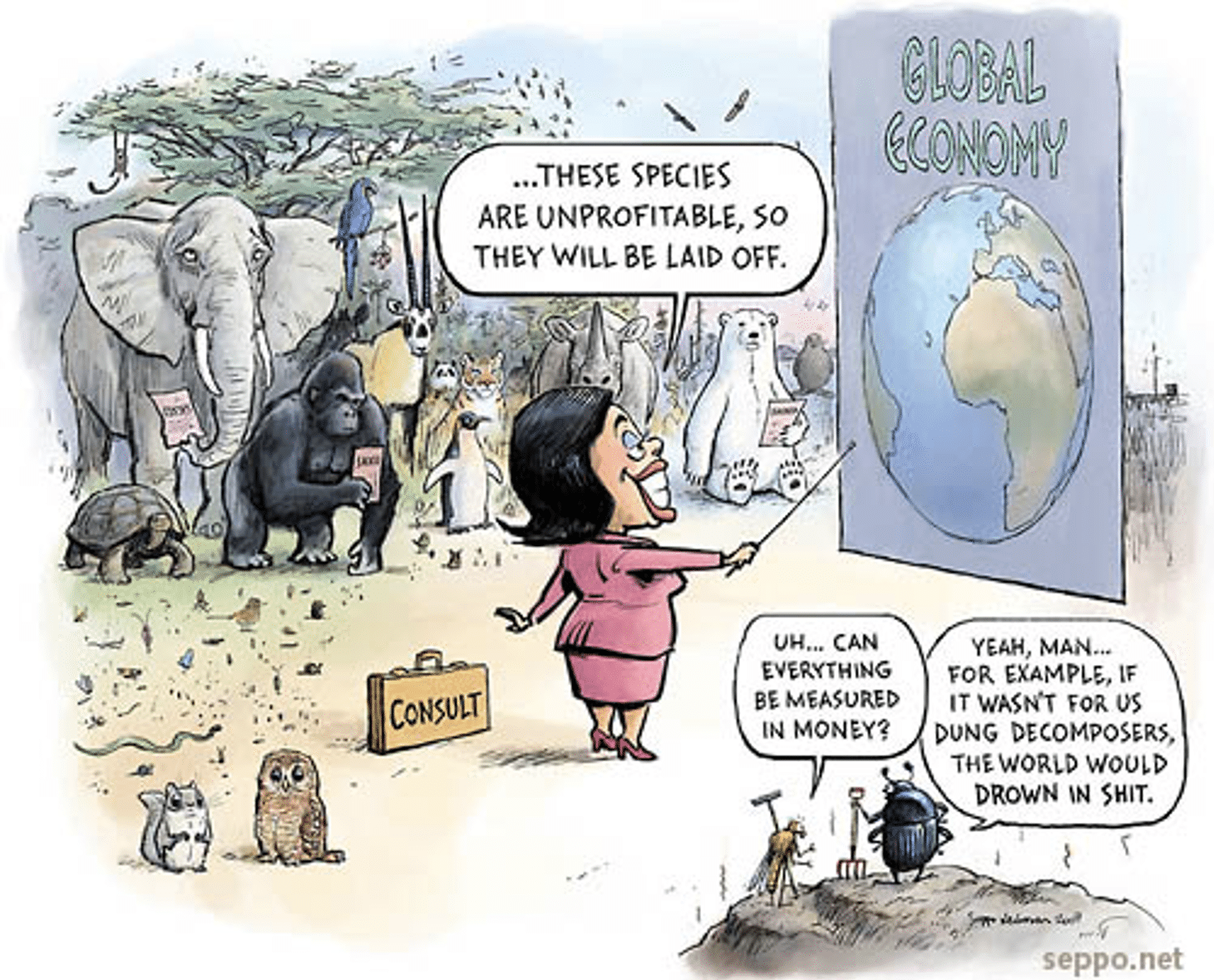 Biodiversity Leadership