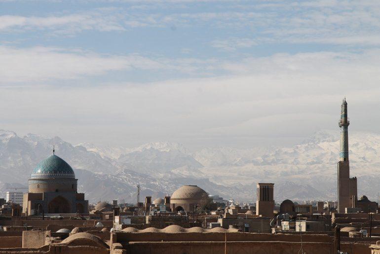 Iran - China Belt and Road BRI energy cooperatio
