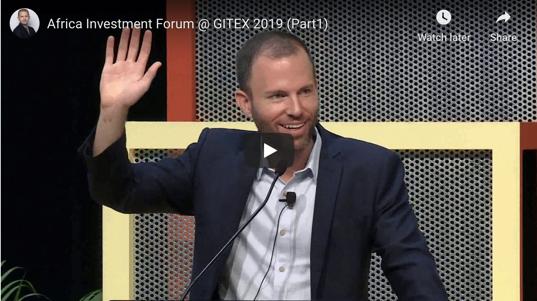 Green Belt and Road Initiative in Africa at GITEX 2019