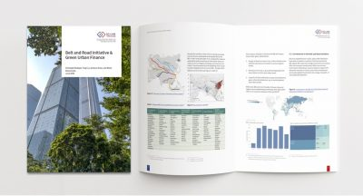 Green urban finance in the BRI Report