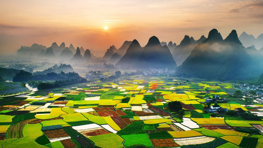 China to build ecological civilization