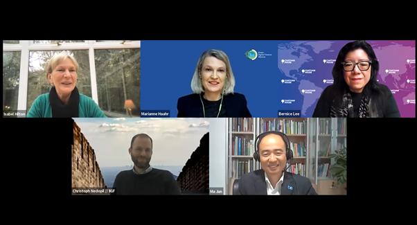 Biodiversity finance panel discussion