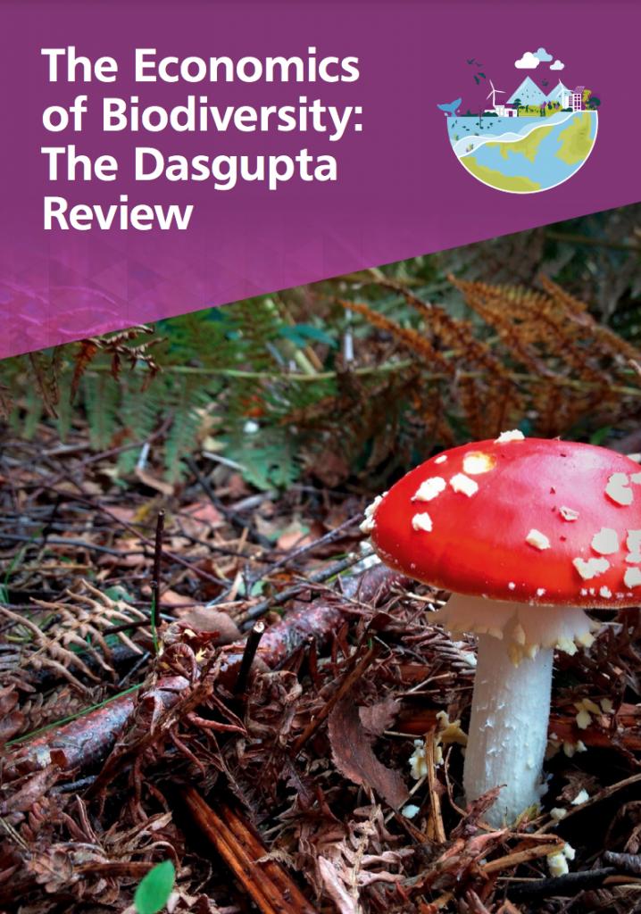 The Economics of Biodiversity- The Dasgupta Review
