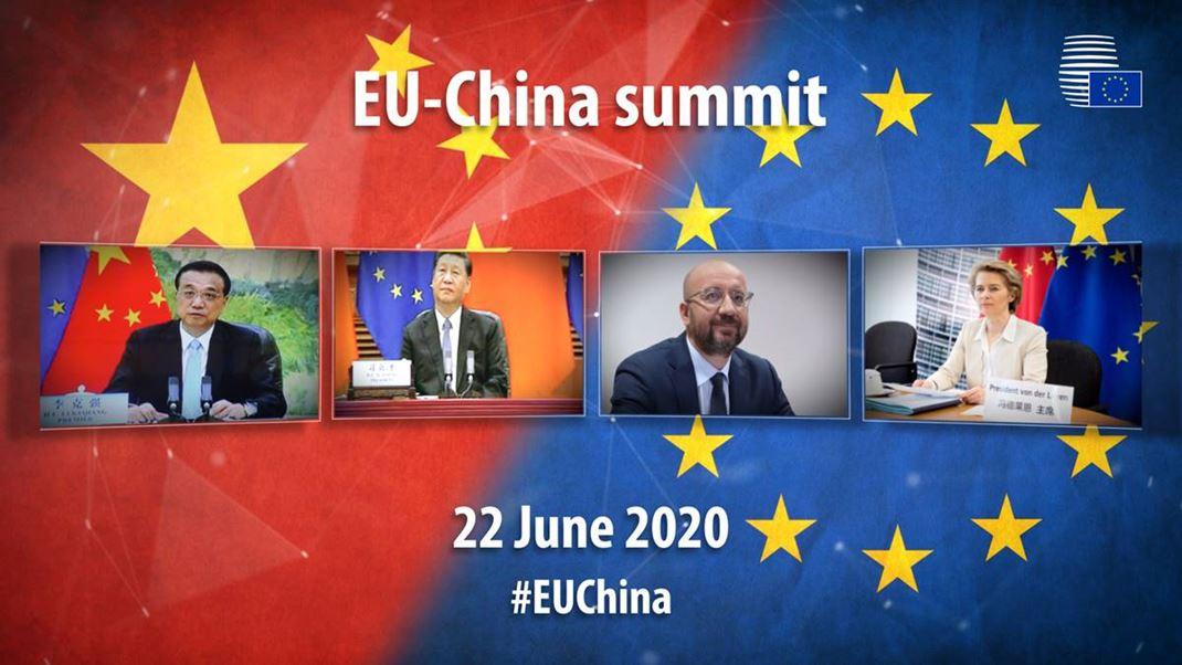 EU-China-summit-via-video-conference