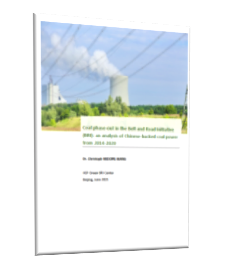 Christoph NEDOPIL Wang (2021) Coal phase-out in the Belt and Road Initiative (BRI)